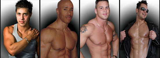 male strippers Boston